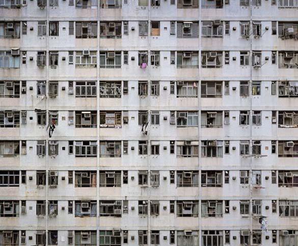 Πυκνοκατοικημένη περιοχή Hong Kong (5)