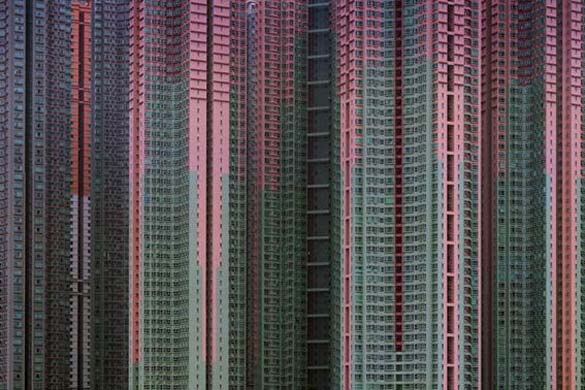 Πυκνοκατοικημένη περιοχή Hong Kong (6)