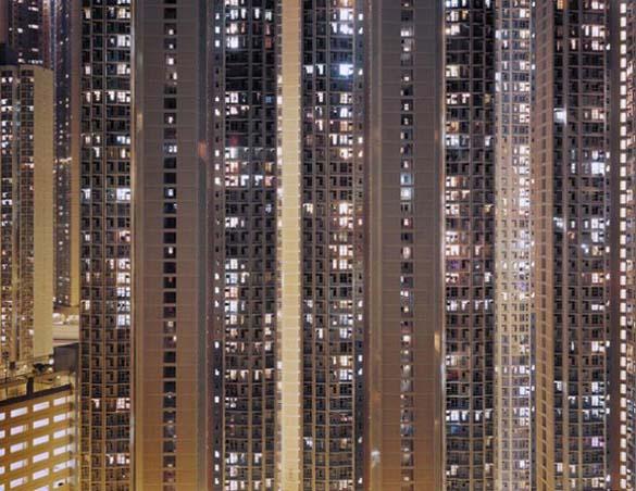 Πυκνοκατοικημένη περιοχή Hong Kong (7)
