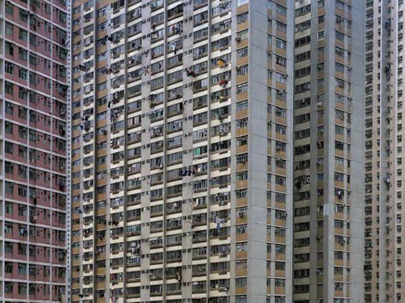 Πυκνοκατοικημένη περιοχή Hong Kong (8)
