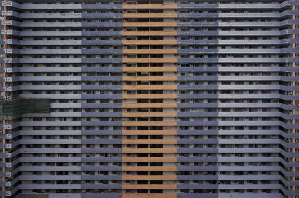 Πυκνοκατοικημένη περιοχή Hong Kong (9)