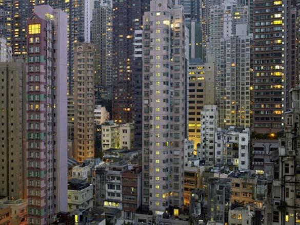 Πυκνοκατοικημένη περιοχή Hong Kong (13)