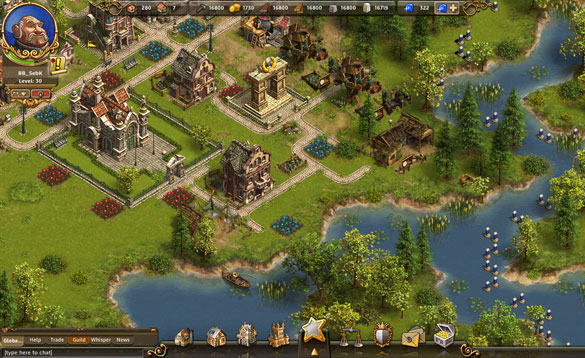 The Settlers Online (2)