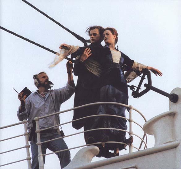 Σπάνιες φωτογραφίες από τα γυρίσματα κλασσικών ταινιών (11)