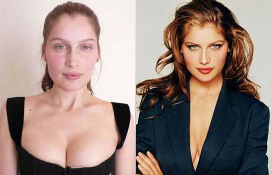 Supermodels χωρίς make-up (6)