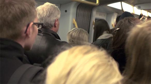Συναυλία έκπληξη στο Μετρό από την Φιλαρμονική της Κοπεγχάγης