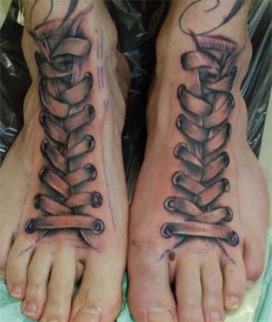 Άνθρωποι που έκαναν τατουάζ σε σχέδιο παπουτσιού (11)