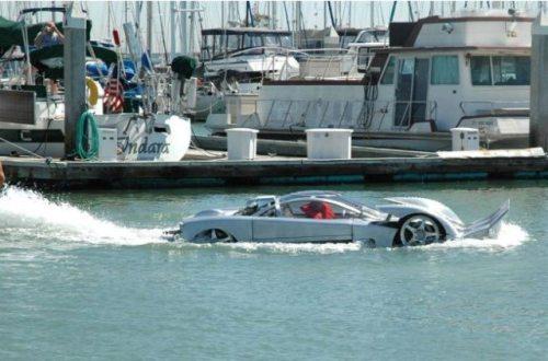 Το ταχύτερο αμφίβιο αυτοκίνητο (15)