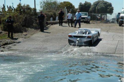 Το ταχύτερο αμφίβιο αυτοκίνητο (17)