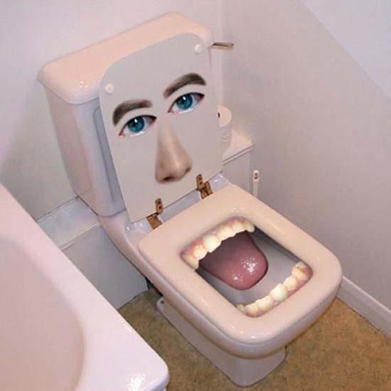 Παράξενες τουαλέτες (3)
