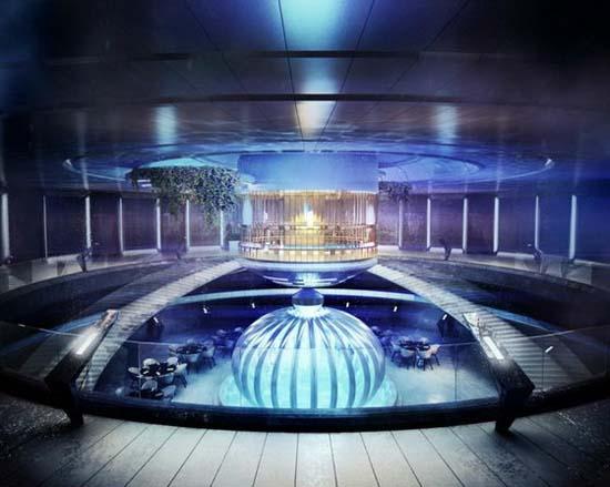 Υποβρύχιο φουτουριστικό ξενοδοχείο στο Dubai (3)