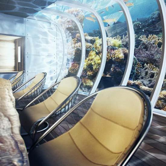 Υποβρύχιο φουτουριστικό ξενοδοχείο στο Dubai (5)