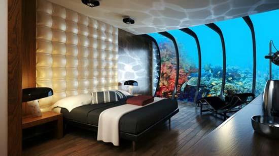Υποβρύχιο φουτουριστικό ξενοδοχείο στο Dubai (6)