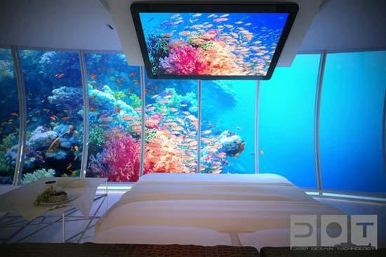 Υποβρύχιο φουτουριστικό ξενοδοχείο στο Dubai (8)
