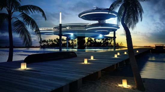 Υποβρύχιο φουτουριστικό ξενοδοχείο στο Dubai (9)