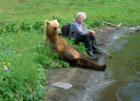 Ζώα που κάθονται σαν άνθρωποι (14)