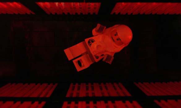 Αναπαράσταση διάσημων ταινιών με Lego (1)