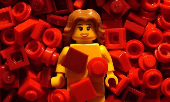 Αναπαράσταση διάσημων ταινιών με Lego (2)