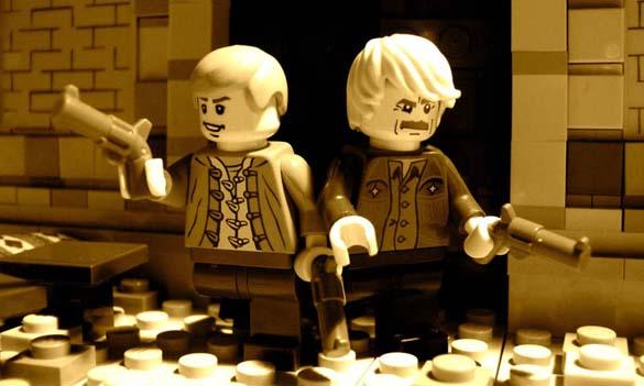 Αναπαράσταση διάσημων ταινιών με Lego (4)