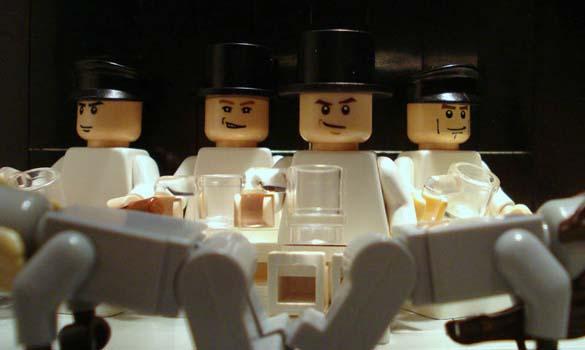 Αναπαράσταση διάσημων ταινιών με Lego (6)