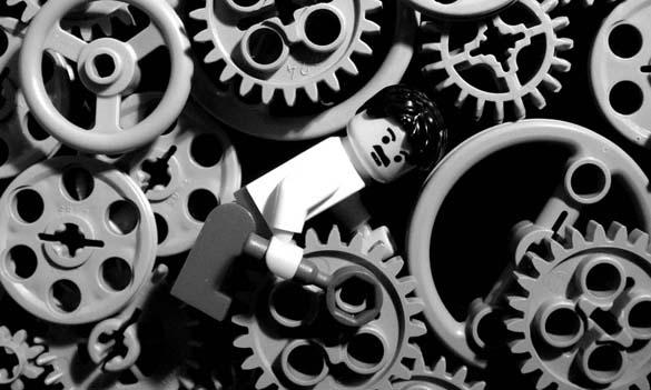 Αναπαράσταση διάσημων ταινιών με Lego (11)