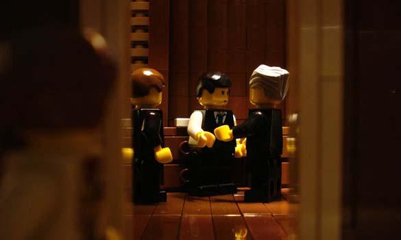 Αναπαράσταση διάσημων ταινιών με Lego (21)