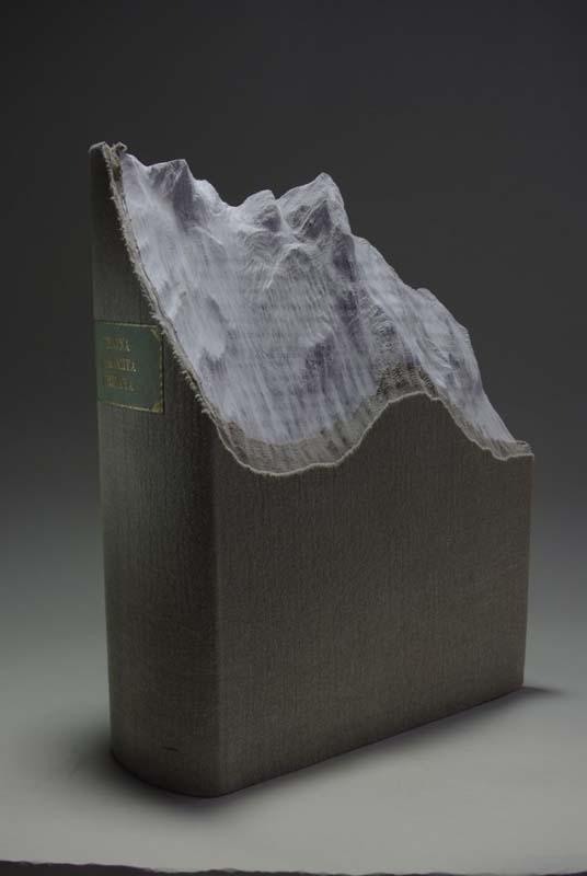 Απίστευτα γλυπτά τοπίων με βιβλία (3)