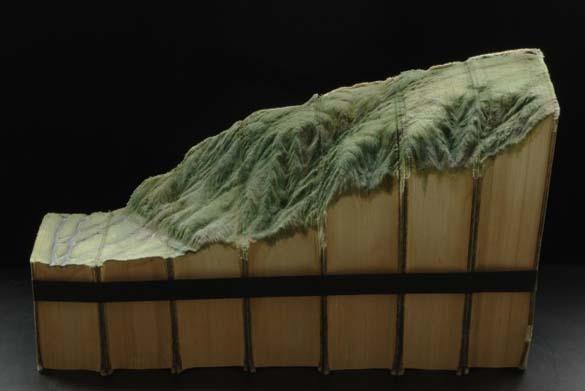 Απίστευτα γλυπτά τοπίων με βιβλία (9)