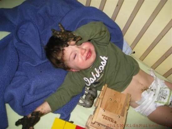 Αστείες φωτογραφίες με μωρά/παιδιά (2)