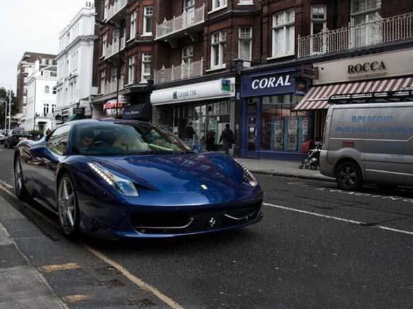 Τα αυτοκίνητα των αστεριών του Euro 2012 (5)