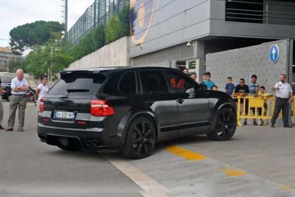 Τα αυτοκίνητα των αστεριών του Euro 2012 (7)