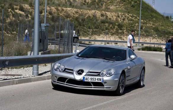 Τα αυτοκίνητα των αστεριών του Euro 2012 (10)