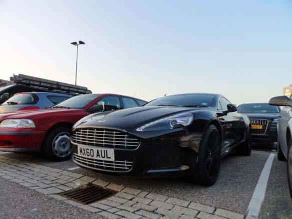Τα αυτοκίνητα των αστεριών του Euro 2012 (12)