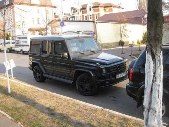 Τα αυτοκίνητα των αστεριών του Euro 2012 (18)