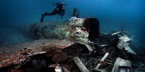Chuuk Lagoon: Το μεγαλύτερο νεκροταφείο πλοίων στον κόσμο (1)