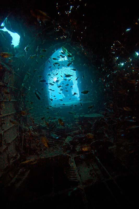Chuuk Lagoon: Το μεγαλύτερο νεκροταφείο πλοίων στον κόσμο (2)