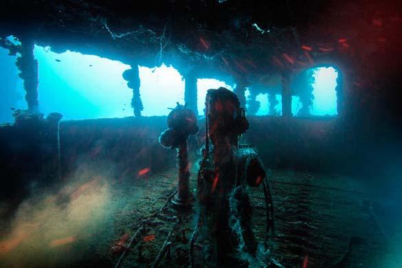 Chuuk Lagoon: Το μεγαλύτερο νεκροταφείο πλοίων στον κόσμο (3)