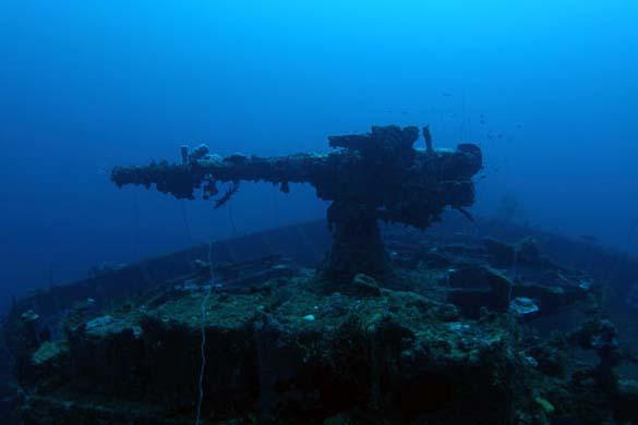 Chuuk Lagoon: Το μεγαλύτερο νεκροταφείο πλοίων στον κόσμο (4)