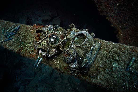 Chuuk Lagoon: Το μεγαλύτερο νεκροταφείο πλοίων στον κόσμο (5)