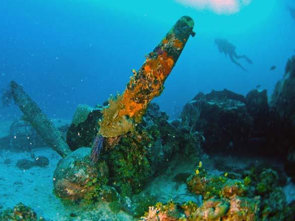 Chuuk Lagoon: Το μεγαλύτερο νεκροταφείο πλοίων στον κόσμο (6)