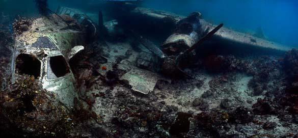 Chuuk Lagoon: Το μεγαλύτερο νεκροταφείο πλοίων στον κόσμο (7)