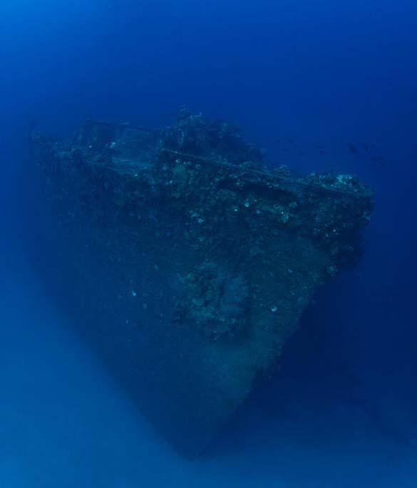 Chuuk Lagoon: Το μεγαλύτερο νεκροταφείο πλοίων στον κόσμο (9)
