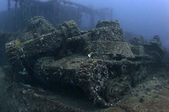 Chuuk Lagoon: Το μεγαλύτερο νεκροταφείο πλοίων στον κόσμο (13)