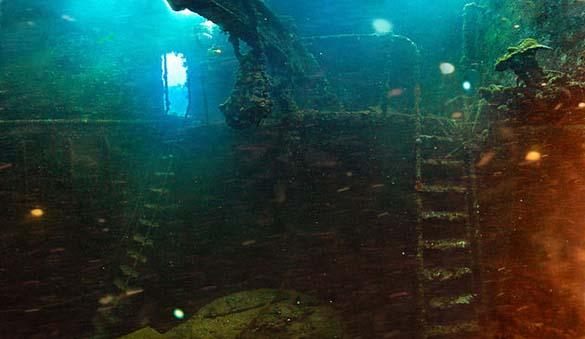 Chuuk Lagoon: Το μεγαλύτερο νεκροταφείο πλοίων στον κόσμο (15)