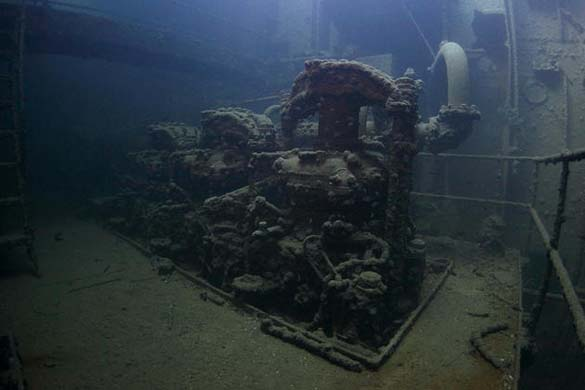 Chuuk Lagoon: Το μεγαλύτερο νεκροταφείο πλοίων στον κόσμο (16)