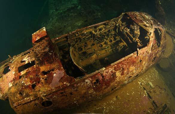 Chuuk Lagoon: Το μεγαλύτερο νεκροταφείο πλοίων στον κόσμο (17)