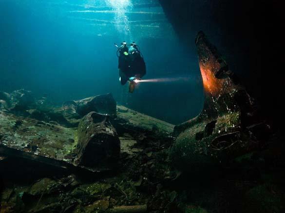 Chuuk Lagoon: Το μεγαλύτερο νεκροταφείο πλοίων στον κόσμο (18)