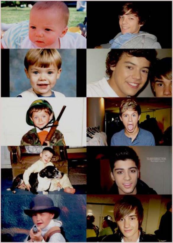 Διάσημοι σε νεαρή ηλικία και τώρα (19)