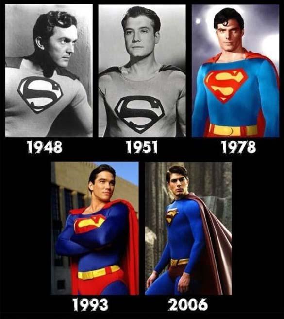 Διάσημοι χαρακτήρες ταινιών τότε και τώρα (6)