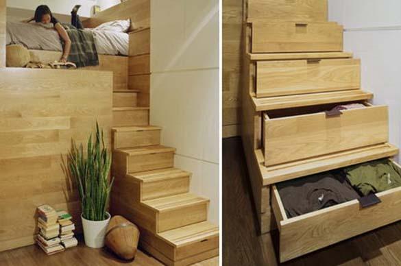 30 εκπληκτικές ιδέες για σκάλες που προσφέρουν εξοικονόμηση χώρου (1)